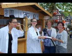 Idsteiner suchen nach Wahrzeichen deutscher Kultur